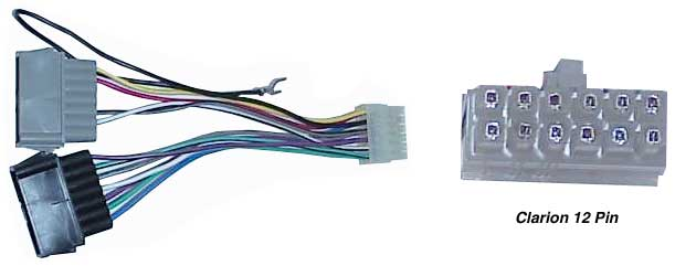Wiring Harness Panasonic Car Stereo Wiring Diagram Collection
